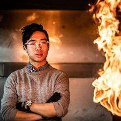 UQ Master of Engineering Science (Fire Safety Engineering) graduate Andy Wong