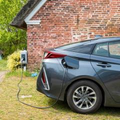 Electric vehicle owners do not incur petrol costs. Image credit: ganzoben/Shutterstock
