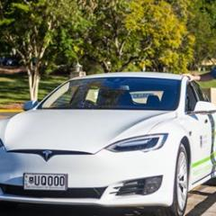 UQ's first dedicated e-mobility researcher Dr Jake Whitehead