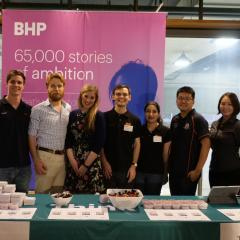 2018 Engineering and Computing Careers Evening hosted at UQ