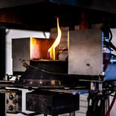 fire laboratory equipment