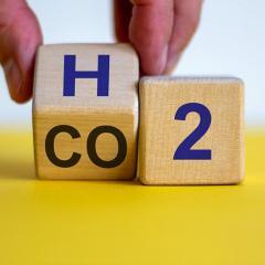 image displaying hydrogen symbol